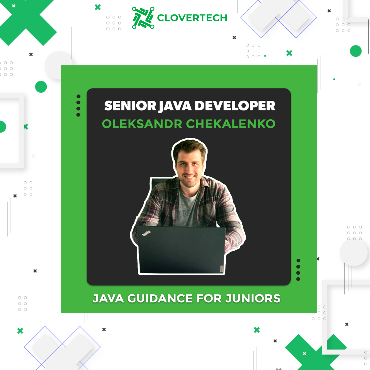 Why should one become a Java Developer? Our Java Developer Oleksandr Chekalenko has an answer for Juniors.