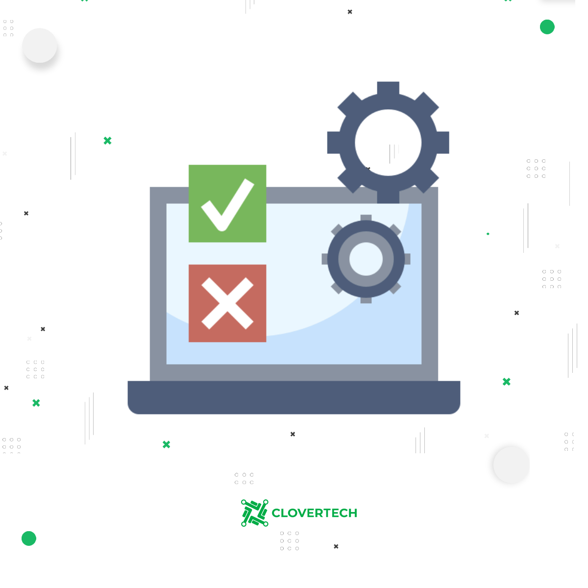 Main Stages and useful Tools for QA Processes Setup