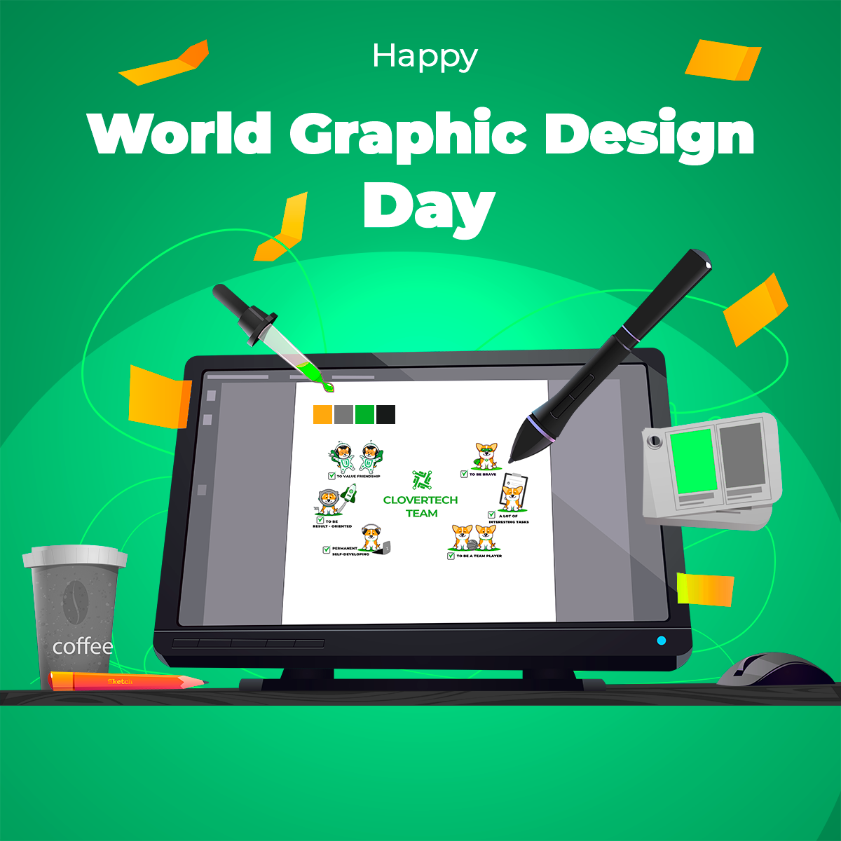Happy World Graphic Design Day!
