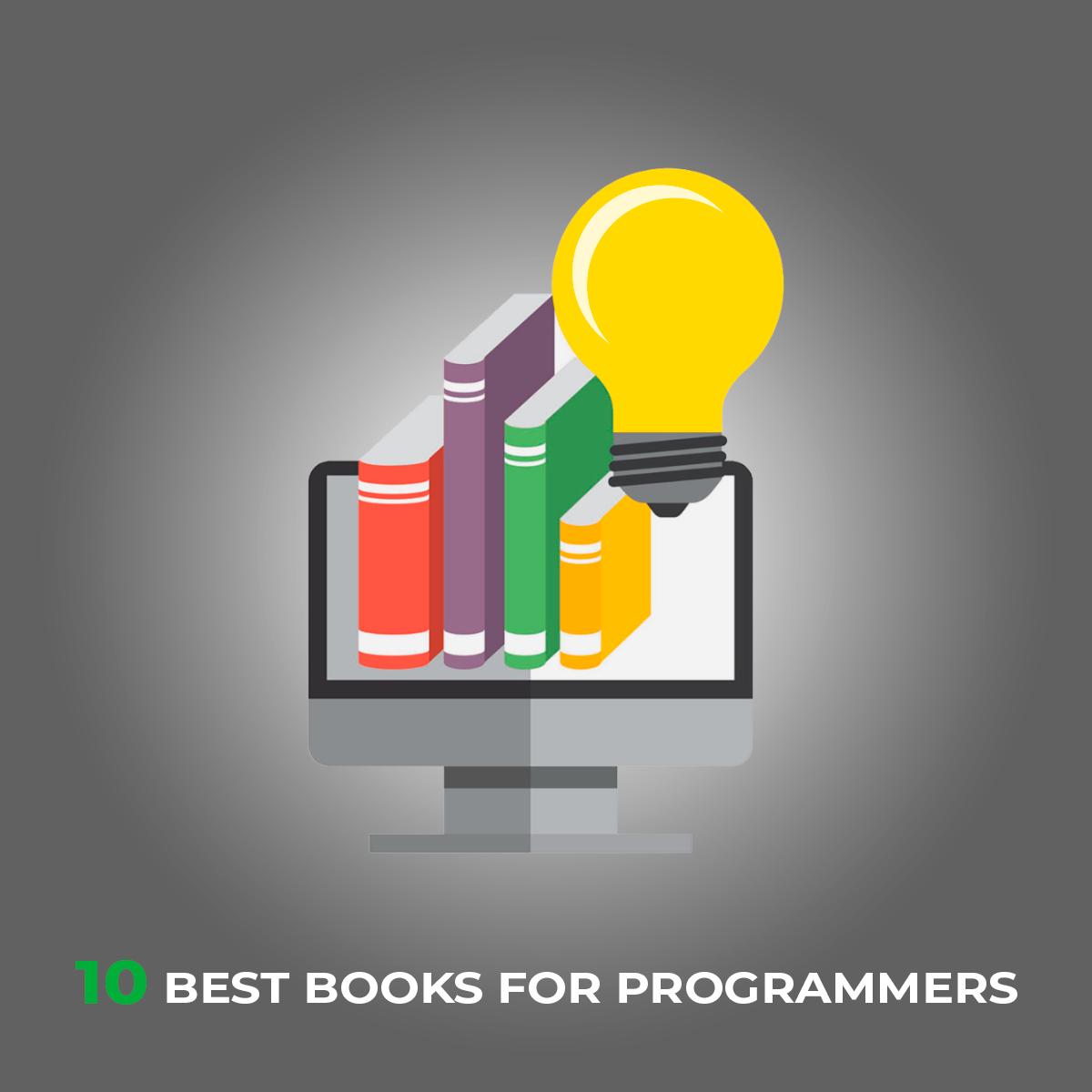 Top 10 basic books for developers